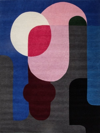 Twilight rug designed by Olsen + Ormandy for Designer Rugs, Designer Rugs  Olsen + Ormandy collection