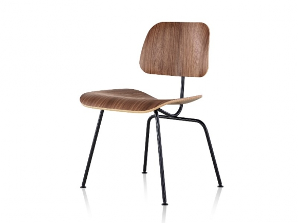 Eames Moulded Dining Chair by Herman Miller