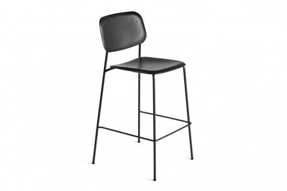 Soft Edge Bar Stool designed by Iskos-Berlin for HAY, HAY Soft edge collection Bar Stool