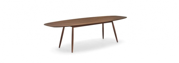 Moualla Dining Table designed by Neptun Ozis for Walter Knoll, Walter Knoll Dining Table