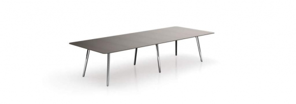 Keypiece Conference Table designed by EOOD for Walter Knoll, Walter Knoll Keypiece Conference table
