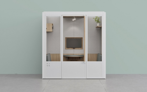 ROOM meeting booth, Sound proof meeting booth, Privacy room for office space, Acoustic meeting booth for office space