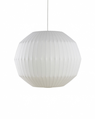 Nelson Bubble Lamp designed by George Nelson, Herman Miller Nelson Bubble Lamp