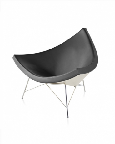 Nelson Coconut Lounge Chair designed by George Nelson, George Nelson Coconut Lounge Chair Herman Miller