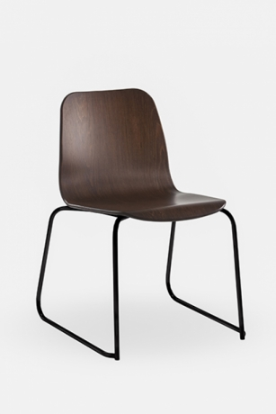 Tiller Slim chair by Didier, Didier dining chair, Ross Didier Tiller Chair,