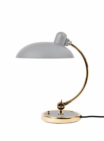 Kaiser Luxux table lamp by Fritz Hansen, Kaiser Idell table lamp