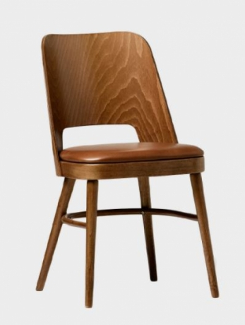 Otto Dining Chair Thonet, Thonet Otto Dining Chair