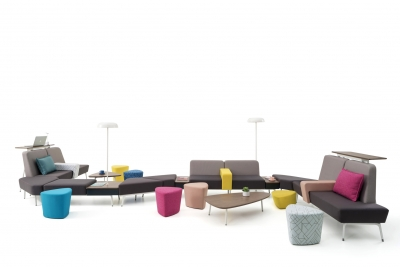 Sabha Collaborative Seating by Herman Miller