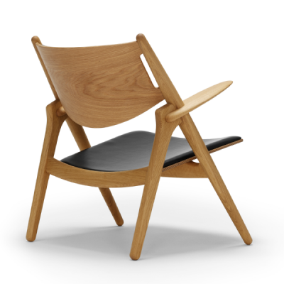 CH28 Chair by Carl Hansen & Son, CH28 designed by Hans J. Wegner