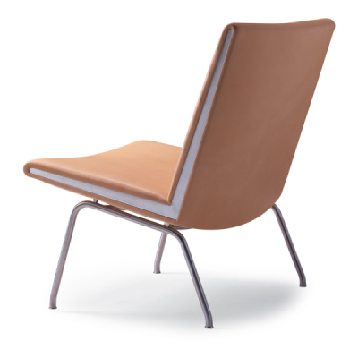 CH401 Lounge Chair by Carl Hansen & Son, CH401 designed by Hans J. Wegner