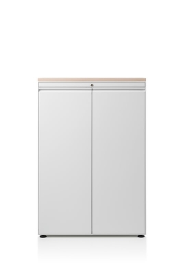 CK8 Hinged Door cabinet by Herman Miller