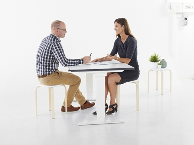 Elevar Electric Meeting table, meeting table from designcraft