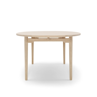 CH338 Dining Table, CH338 Dining Table Designed by Hans J. Wegner