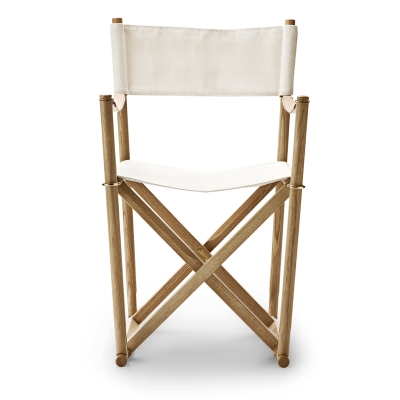 MK99200 Folding Chair, MK99200 Folding Chair Designed by Mogens Koch, Carl Hansen Folding Chair