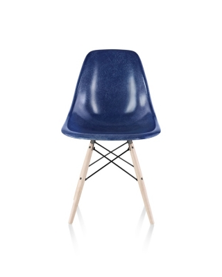 Eames Moulded Fiberglass chair, Eames Fiberglass chair with timber legs, Eames Fiberglass with dowel base