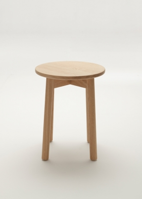 Fable Stool, Stool Designed by Ross Didier
