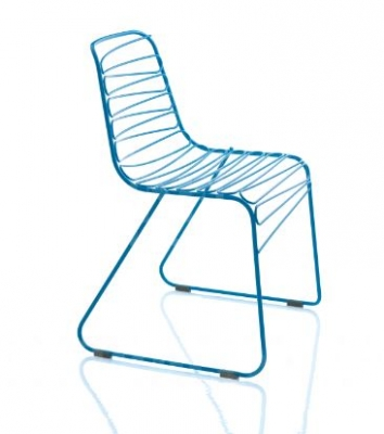 Flux Chair by Magis, Magis Flux Chair, Flux chair Designed by Jerszy Seymour