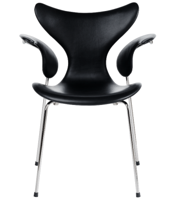 Lily Chair with arms, Fritz Hansen Lily chair