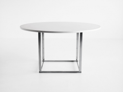 PK58 Table, PK58 Designed by Poul Kjærholm, PK58 Table Fritz Hansen