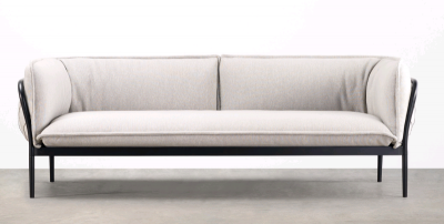 Trace Sofa design by Adam Goodrum, Trace Sofa by Tait, Tait Trace