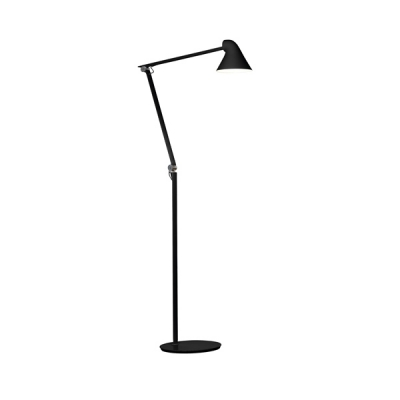 NJP Floor Lamp Long, NJP Floor Lamp for Louis Poulsen, Louis Poulsen Floor Lamp Designed by Nendo