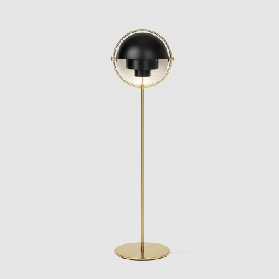 Multilite floor lamp designed by Louis Weisdorf for Gubi. Multi-lite by Gubi.