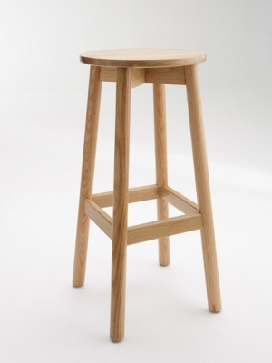 Fable high stool designed by Ross Didier, Fable stool by Ross Didier