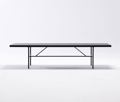 Sara coffee table, coffee table by hay,