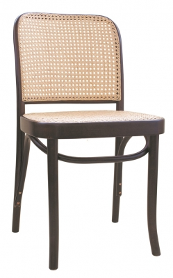 Thonet Hoffmann chair, Hoffmann dining chair, Cane Thonet chair, No. 811 Hoffmann, Thonet No. 811