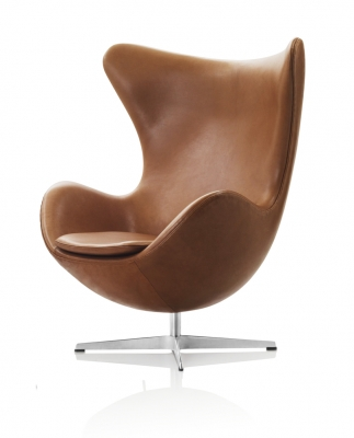 Fritz Hansen Egg chair, Classic egg chair, Arne Jacobsen Egg chair