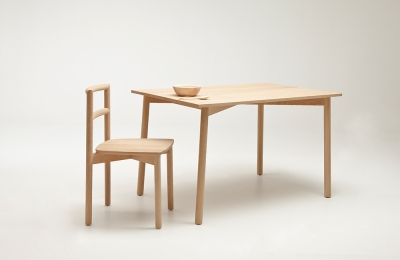 Ross Didier Fable, Fable dining set, Ross Didier timber dining set, Ross didier timber dining chair