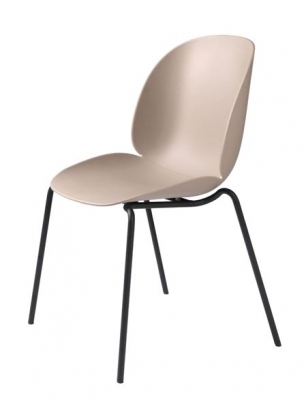Gubi beetle chair stackable, Stackable beetle chair by gubi, Beetle stackable chair designed by Gamfratesi