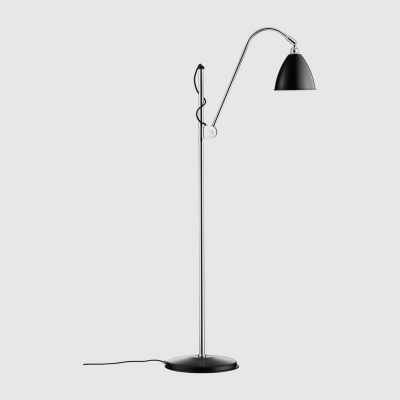 BL3 Black, Gubi floor lamp adjustable height, Height adjustable floor lamp by GUBI