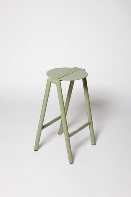 Furnished Forever Stool high, High Stance stool by Furnished Forever, Stance Stool designed by Furnished Forever