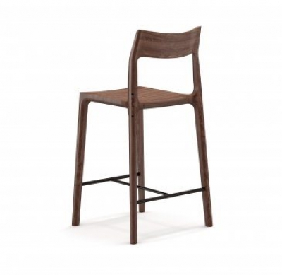 Adam Goodrum stool for NAU, Molloy stool by NAU designed by Adam Goodrum, Molloy high chair