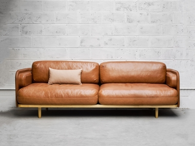 Aran sofa designed by Adam Goodrum for NAU, Aran Sofa by NAU