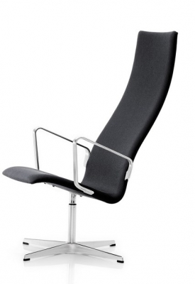 Oxford lounge chair designed by Arne Jacobsen