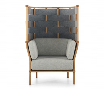 Bower Armchair designed by Adam Goodrum