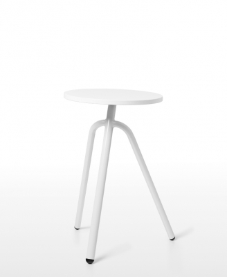 Kong occasional table designed by Alexander Lotersztain, Derlot Editions Kong side table