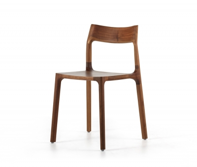 Molloy dining chair designed by Adam Goodrum
