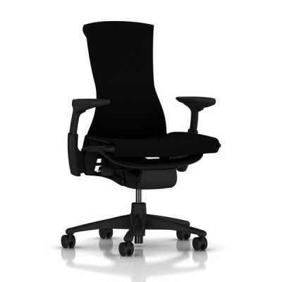 Embody Work Chair by Herman Miller, Embody designed by Bill Stumpf