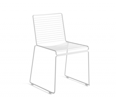 Hee Dining chair designed by Hee Welling for HAY, HAY outdoor dining chair, Hee collection by Hee Welling HAY