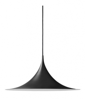 Semi pendant Gubi designed by Claus Bonderup and Torsten Thorup, Gubi semi pendant light