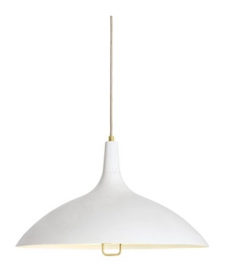 1965 Pendant lamp designed by Paavo Tynell for GUBI, 1965 light GUBI