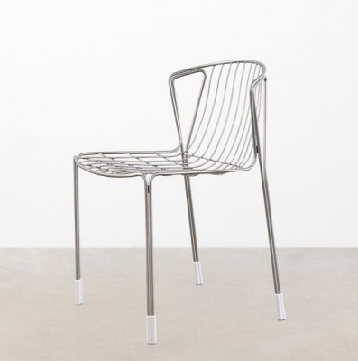 Tidal dining chair designed by Trent Jansen for Tait, Tait Tidal chair