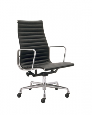Eames Aluminium Group Executive Chair designed by Ray and Charles Eames, Herman Miller Eames Executive chair, Herman Miller Eames Aluminium Group chair Executive