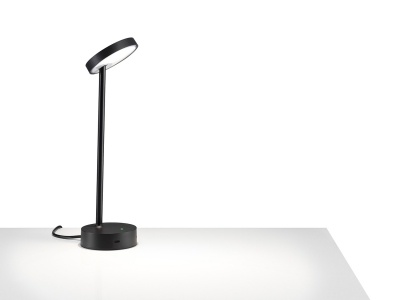 Lolly personal light, Lolly lighting with USB charger, CBS desk lamp with USB charger