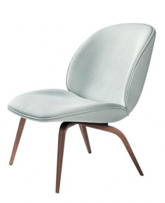 Beetle Lounge chair designed by GamFratesi for GUBI, Gubi beetle lounge chair
