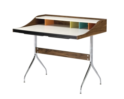 Nelson Swag Leg Desk and Table designed by George Nelson for Herman Miller, Herman Miller Nelson Swag Leg Desk and Table